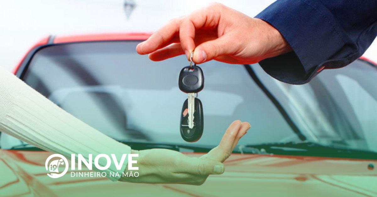 comprar um carro empréstimo